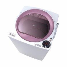 Sharp ESM 906 P-GR Mesin Cuci 9 Kg Pink - Khusus Jakarta & Bekasi Kota