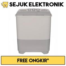Beli Sharp Es T75Mw Hk Mesin Cuci 2 Tabung 7Kg Jadetabek Dki Jakarta