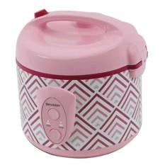 Sharp KS-N18MG-PK (Rice Cooker) Rice Cooker - Pink