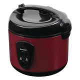 Promo Sharp Ks N18Mg Rd Rice Cooker Rice Cooker Red Di Indonesia