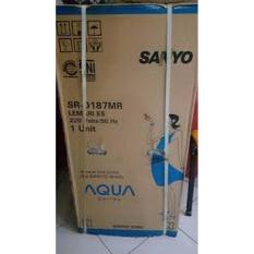 Kulkas Sanyo Aqua Sr D 187 Mr Srd187Mr Promosi 1 Unit Saja Original