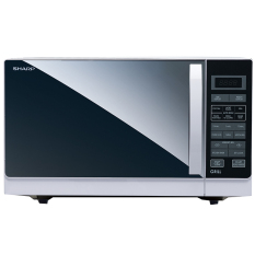 Sharp Microwave Oven - 25 L - R-728 (W) IN - Putih