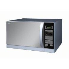 Sharp Microwave Oven R-728R(S)-IN- Silver - Khusus JABODETABEK