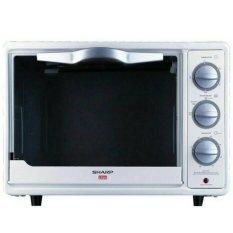 Sharp - Oven 18Liter EO-18L (Toast, Grill, Bake & Toast) - Putih