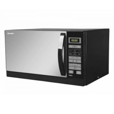 Sharp R-728 Compact Grill Microwave Oven 25l By Sinar Terang 1.
