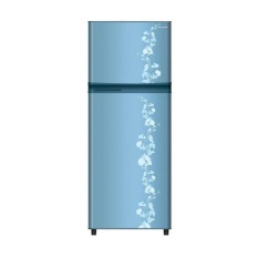 Sharp SJ-196ND-FB Kulkas 2 Pintu - Biru