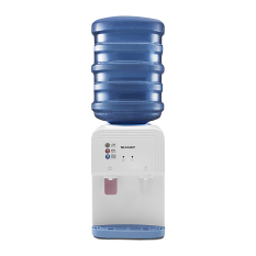 Harga Sharp Table Dispenser Meja Swd T40N Bl Biru