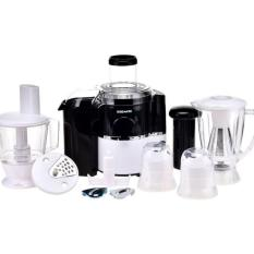 Toko Cahaya Terang Sigmatic Food Processor Juincer 10In1 Putih Termurah