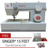 Spesifikasi Singer 4411 Heavy Duty Mesin Jahit Portable Bonus Sjs 15 Feet Tool Kit Beserta Harganya
