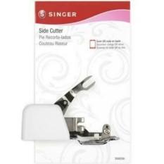 SINGER Side Cutter Foot - Sepatu Obras Mesin Jahit Portable