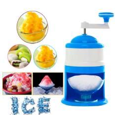 Snow Cone Machine /Mesin Alat Pembuat Salju Es Manual Yang Sangat Praktis