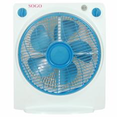 Sogo Box Fan 12 inch SG 1238 Biru
