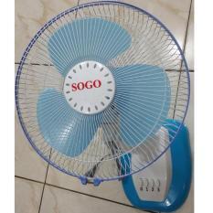 SOGO Kipas Angin Duo 2 in 1(Desk / Wall Fan) 10 inch