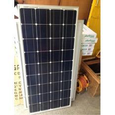 Solar Panel / Solar Cell / Panel Surya Solarland 100 Wp Mono - B5aa96