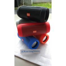 Speaker Bluetooth Wireless Bt827 + Powerbank Mirip Model Jbl Asli - 77C6be