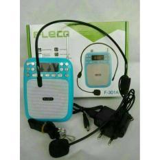 Beli Speaker Fleco Microphone Pengeras Suara Portable A636Ea Multi