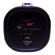 Speaker Portable Aktif Advance Tp-700 Speker Box Musik Terbaru Murah - 73Ac55