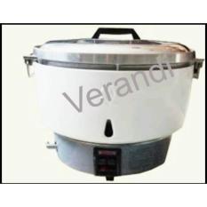 Special Promo Rinnai Rice Cooker Gas Rr 50A Kapasitas Besar 9 Lt Hanya 1 Sentuhan Semua Tuntas Verandi Store Terbaru