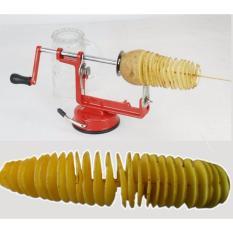 Toko Spiral Potato Slicer Chips Pengiris Pemotong Kentang Spiral Terlengkap Jawa Barat