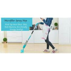 Spek Spray Mop Alat Kain Pel Lantai Semprot Modern Hemat Air Praktis Bolde Universal