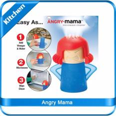 Super Angry Mama Pembersih Oven Microwave Steam Cleaner Seen Tv Dapur Clean - Multi Colour By Sejahtera Indonesiaku.