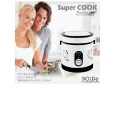 Super COOK Rice Cooker Mini BOLDe Original