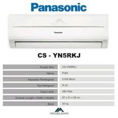 Super Promo Ac Panasonic 1.2 Pk Cs-Yn5Skj .Freon R32. 410 Watt. Murah