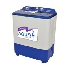 Super Promo Mesin Cuci Aqua By Sanyo Qw 770Xt.7Kg. Murah
