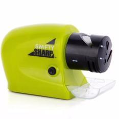 Swifty Sharp - Pengasah / Asahan Pisau Elektrik Otomatis - Original
