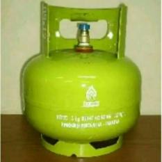 TABUNG GAS ELPIJI 3KG+ISI FULL PERTAMINA