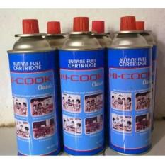 Tabung Gas Mini Hi Cook Untuk Kompor Gas Portable