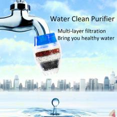 Promo Tap Water Clean Purifier Filter For 16 19Mm Faucet Filter Keran Air Blue Di Jawa Tengah