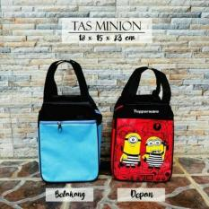 Tas Minion New Bello Set Tupperware - 3Ca9ba