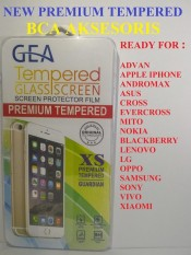 TEMPERED GLASS UNIVERSAL 4.0 INCH/ 4 IN / GEA ANTI GORES KACA