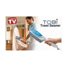 TERBARU Setrika Uap Travel - Tobi Travel Steamer - Tobi Laundry Travel Iron Baju Celana Jas Kaos