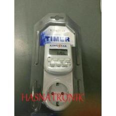 Timer Digital / Saklar On-Off Otomatis Kaiser - E377E9