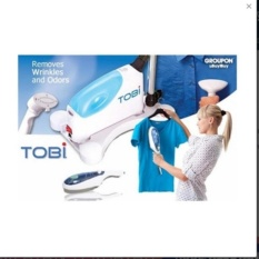 Jual Tobi Quick Travel Steamer Seterika Uap Portabl Banten