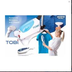 Tobi - Quick Travel Steamer/Seterika Uap Portabl