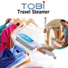 Tobi setrika uap - streamer uap - setrika portable