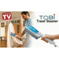 Tobi Strika Uap Laundry Iron Travel Steamer As See On Tv