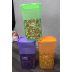 Toples Tempat Makanan Shinpo Kotak Plastik Keripik Cemilan Bocadillo - Dbe9ba