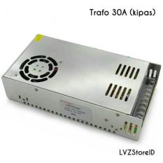12 V 20 Amp 240 Watt Pengalihan Catu Daya Sopir Transformator Untuk ... -