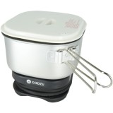 Review Pada Travel Cooker Godzu 1Liter 350 Watt Gtc 350