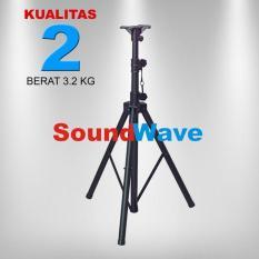 Tripod Stand Speaker - Tripot Tiang Speker Aktif/Pasif - 56Abda