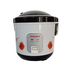 Trisonic Rice Cooker T - 707 N 1,2 Liter Putih