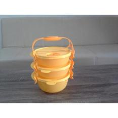 Tupperware Carry All Bowl Kuning - 776763