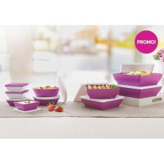 Review Tupperware Complete Ichigo 10 Pcs Komplit