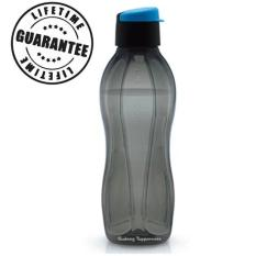 Tupperware Eco Bottle Man 750Ml Black - Taperware - Botol Minuman - 73D5D7