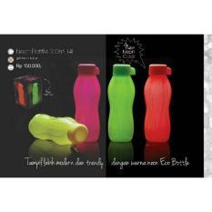 Review Tupperware Eco Neon Bottle 310Ml 4 Satu Paket Isi Empat Multi Di Banten