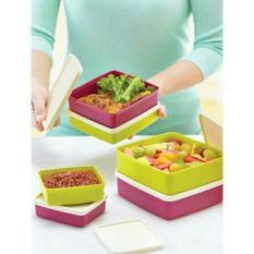 Cara Beli Tupperware Healthy Buddy 6 Pcs Paket Bekal Sehat Untuk Keluarga